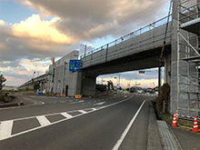 駅改修工事