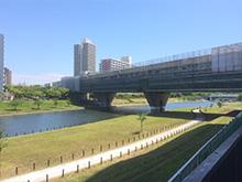 駅乗降場上屋改修工事