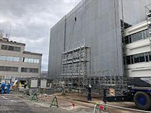 庁舎新築工事