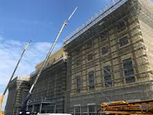 食品工場新築工事