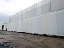 製造工場新築工事
