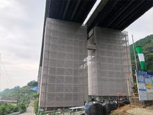 橋りょう耐震補強工事
