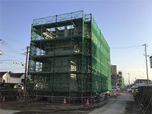 高架橋新設工事