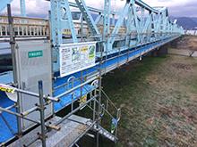 橋梁修繕工事