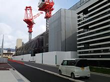 病院新築工事