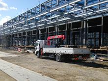 物流センター新築工事