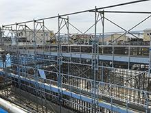 新社屋工場棟新築工事