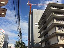 マンション新築工事