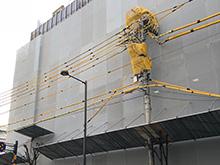 商業施設改修工事